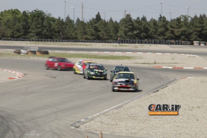 برگذاری اولین مرحله از مسابقات ریس کشوری در تهران – اردیبهشت 97