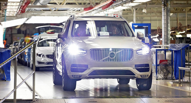 معاون ارشد طراحی ولوو : کیفیت خودروهای چینی بهتر از اروپاییست!؟