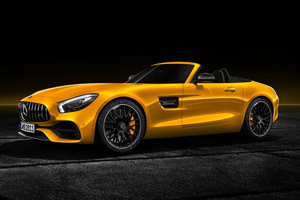 معرفی جدیدترین رودستر مرسدس AMG GT S