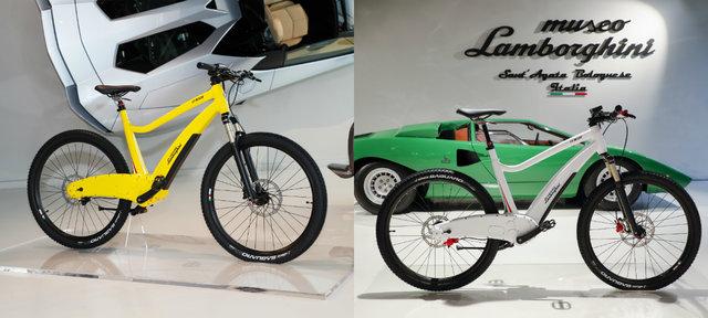 دوچرخه الکتریکی لامبورگینی تولید خواهد شد