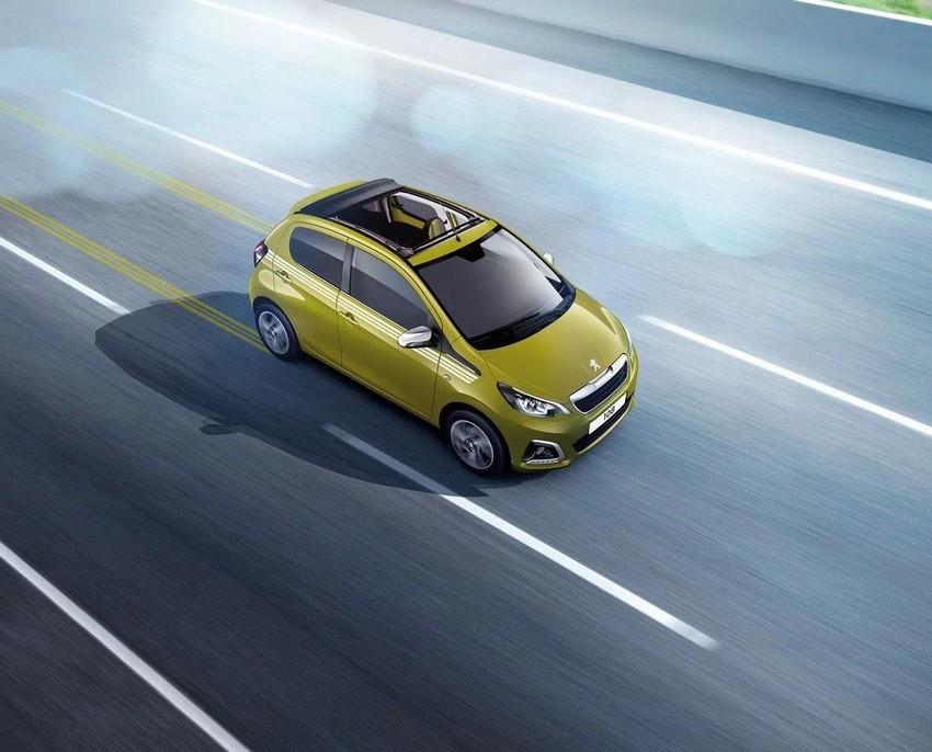 پژو تغییرات جدیدی در خودروی کوچک 108 اعمال کرد + عکس