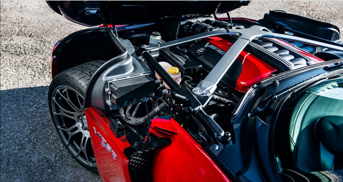 تولید دوج وایپر جدید با موتوری 8 سیلندر