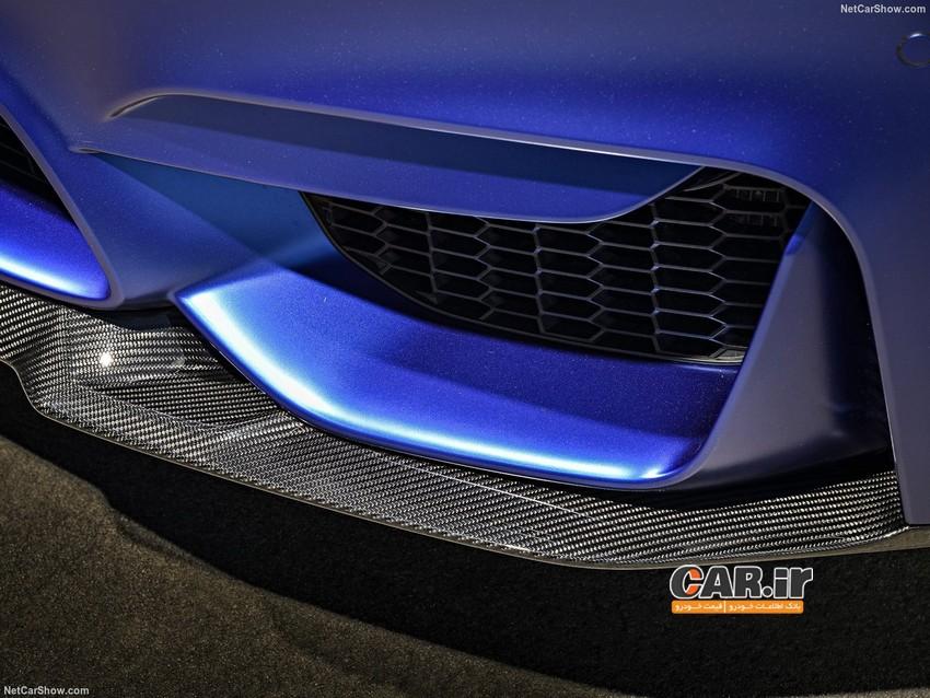بی ام و از M3 CS مدل 2018 رونمایی کرد