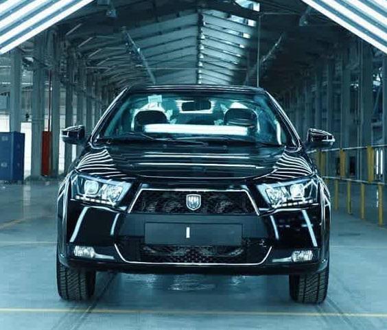 آغاز تولید خودروی ایرانی دنا در جمهوری آذربایجان + قیمت