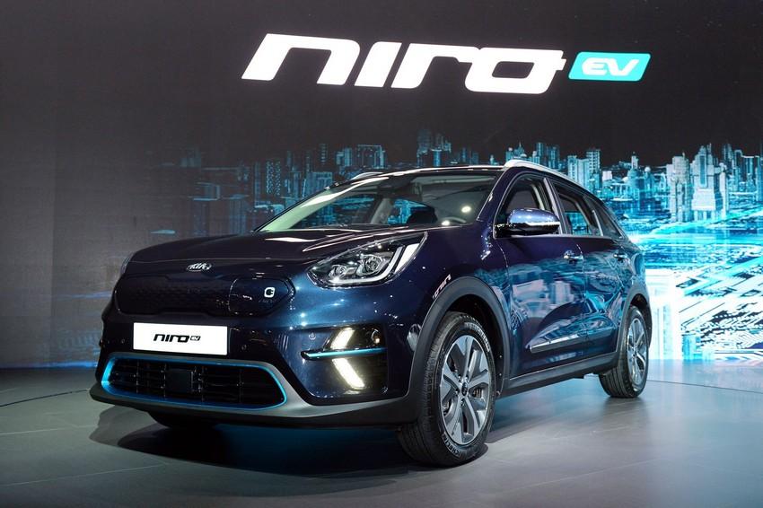 انتشار جزئیات خودروی الکتریکی «نیرو» توسط کیا موتور