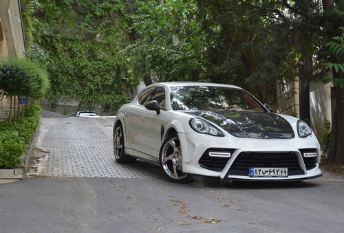 آشنایی با 8 ماشین لوکس حال حاضر در بازار تهران