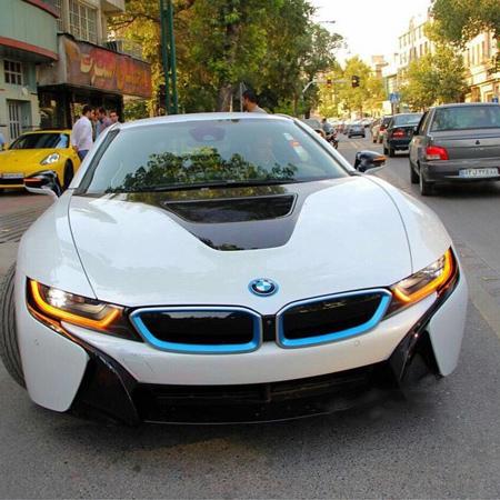 آشنایی با 8 اتومبیل لوکس حال حاضر در بازار تهران