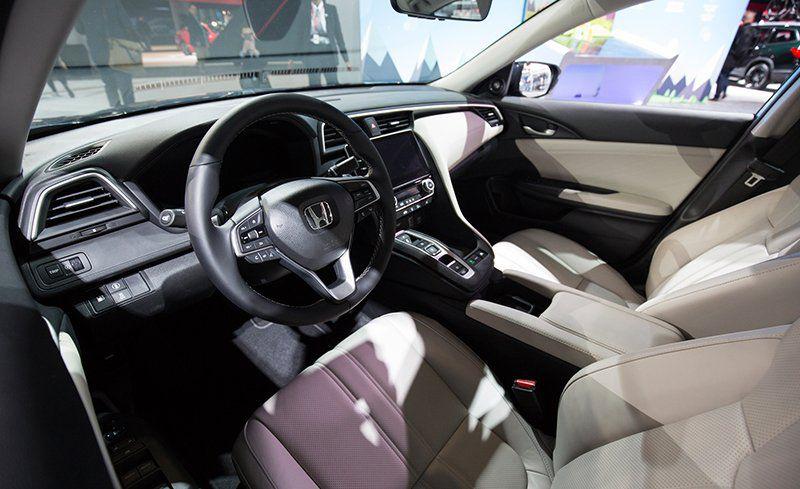 معرفی هوندا اینسایت مدل 2019 + قیمت