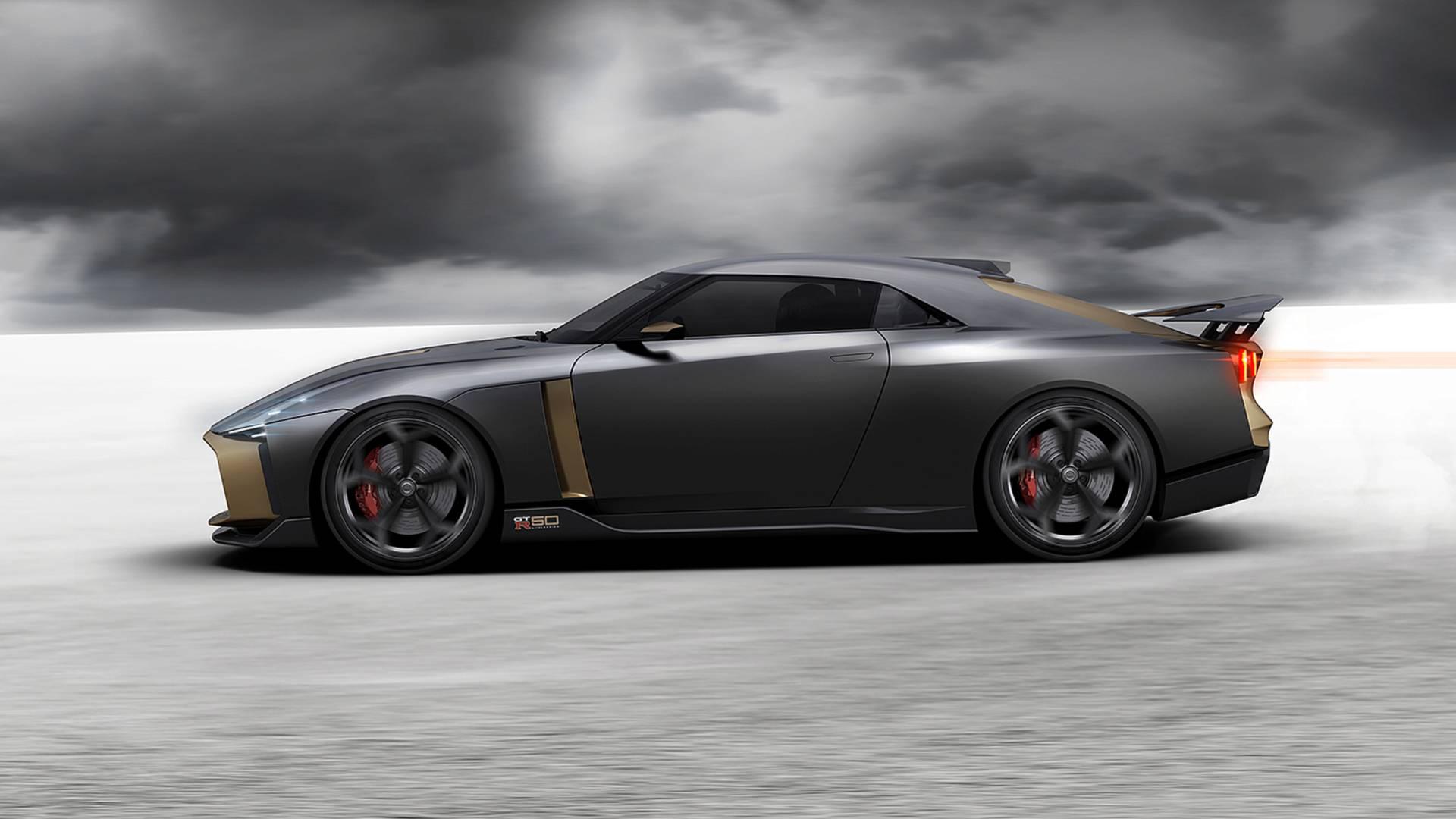 معرفی نیسان GT-R50 ؛ گودزیلایی ورای محدودیت + عکس