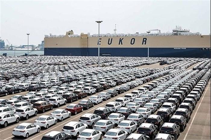 تایید گمرک بر واردات بیش از ۷ هزار دستگاه انواع خودروسواری در سال جاری