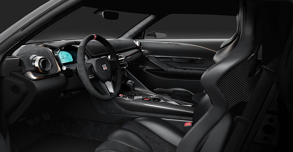 تولید نیسان GT-R50 ایتال دیزاین با بهای نجومی!