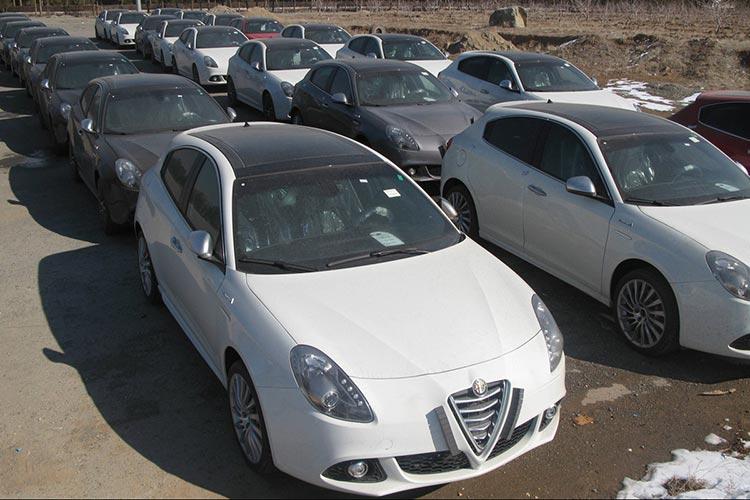 ممنوعیت ثبت سفارش خودرو به بهانه کنترل خروج ارز از کشور !؟