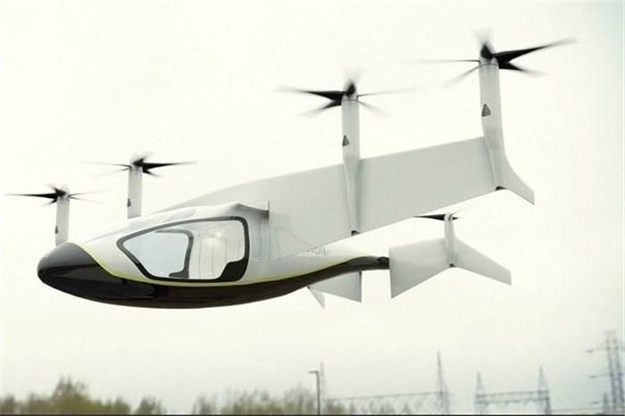 ساخت تاکسی هوایی رولزرویس با سرعت ۴۰۰ کیلومتر در ساعت