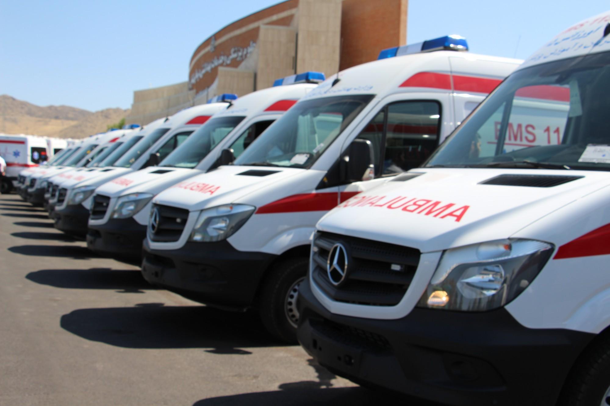 آیا آمبولانسهای وزارت با تعرفه سواری وارد شدند؟