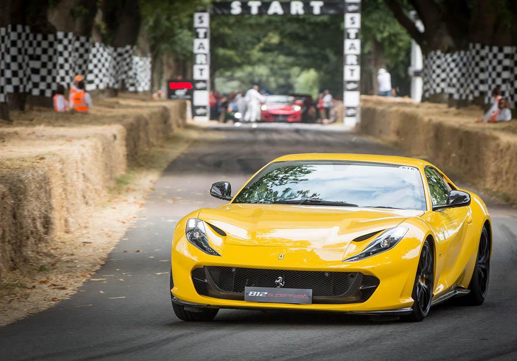 خاص ترین خودروهای دنیا در فستیوال