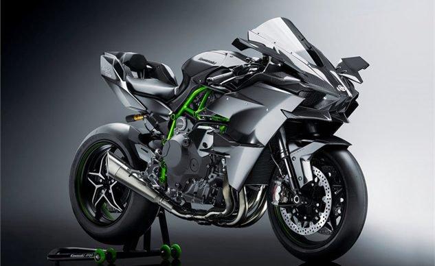کاوازاکی با نینجا H2 بدنبال سریعترین موتورسیکلت دنیا می باشد