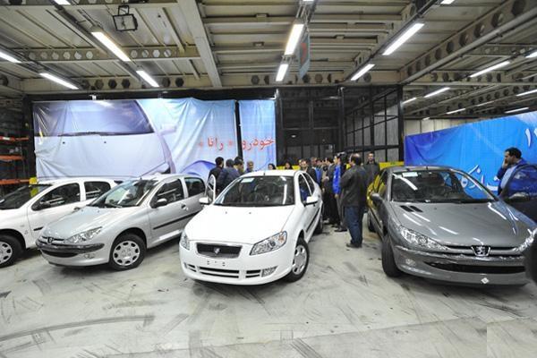 هفته گذشته قیمت خودروهای داخلی در بازار تهران به پرواز درآمد + جدول