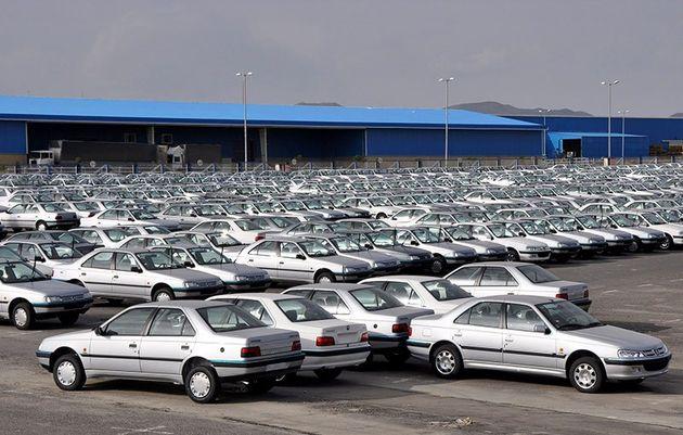 سودجویی دلال ها از سه قفله کردن درب انبارها توسط خودروسازان