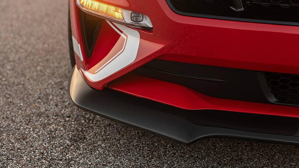 معرفی هنسی هریتیج ادیشن موستانگ با سیمای مدل GT!