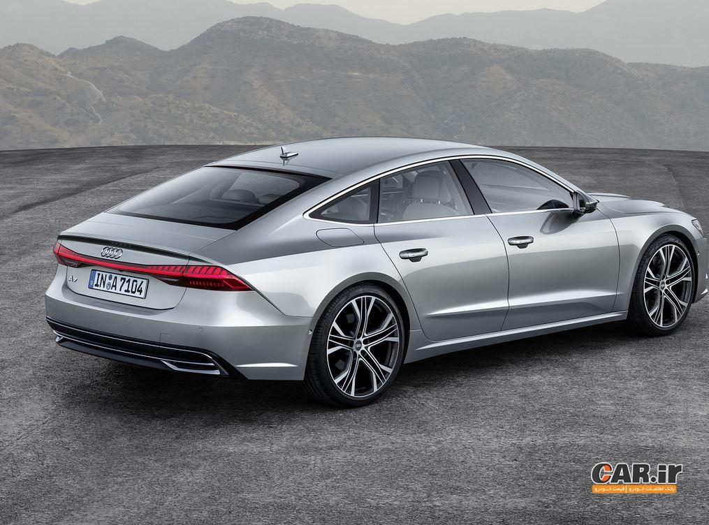 آشنایی با آئودی A7 اسپرتبک مدل 2019