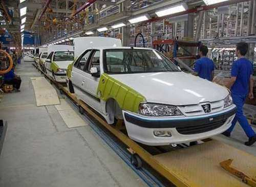 1500 دستگاه پژو پارس ناقص، بزودی تکمیل و روانه بازار میشود
