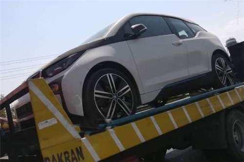 دلیل ورود BMW I3 به ایران چیست؟