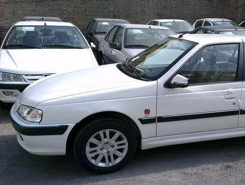 ناموفق بودن تلاش مشتریان برای ثبت نام محصولات ایران خودرو