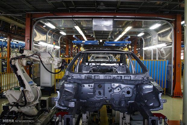 افزایش تعداد خودروهای ناقص تولید شده به ۷۰ هزار دستگاه