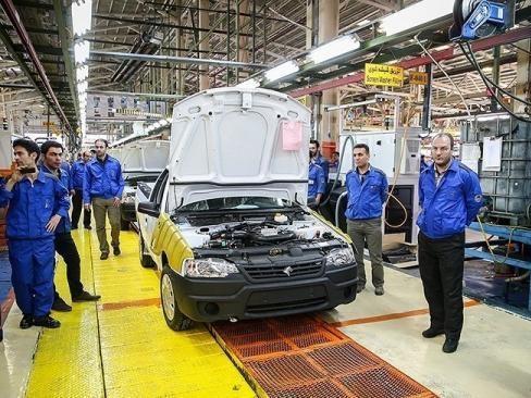 انتشار جزئیات بسته حمایت از تولید خودرو در ایران