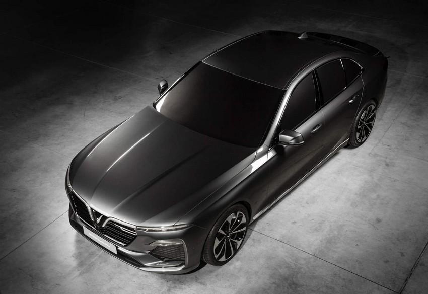 رونمایی از اولین محصولات خودروساز ویتنامی وینفست + عکس