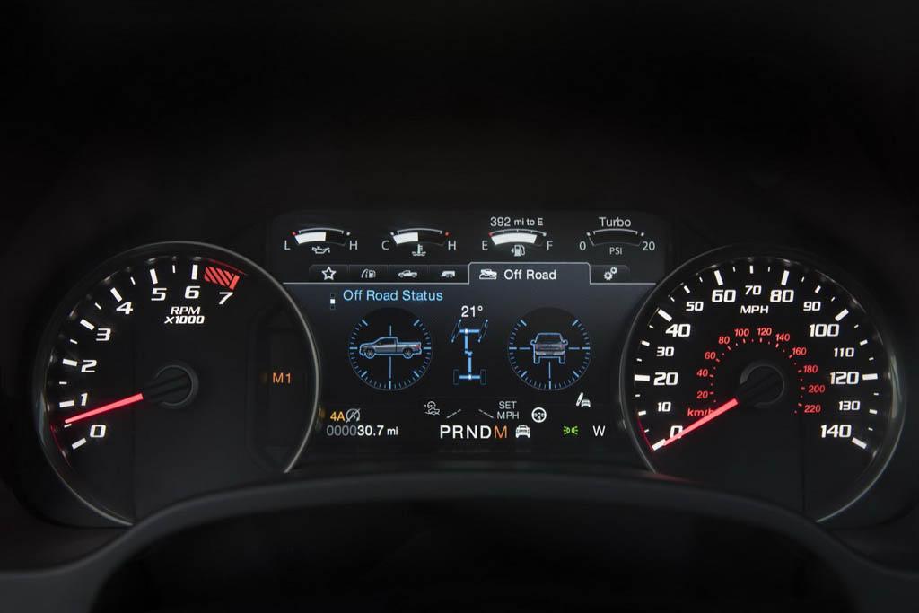 با کروز کنترل آفرود فورد F-150 مدل 2019 بیشتر آشنا شوید