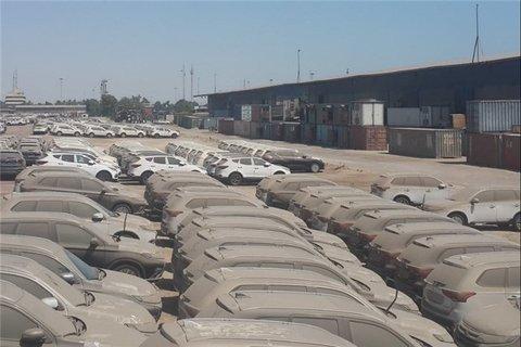 احتمال ترخیص 14 هزار خودرو وارداتی از گمرک