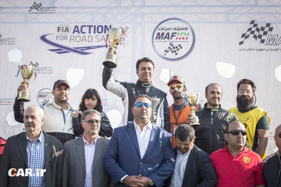 گزارش تصویری دومین راند مسابقات سرعت قهرمانی کشور