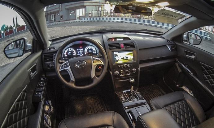 بررسی فنی و آزمایش رانندگی با خودروی لیفان 820