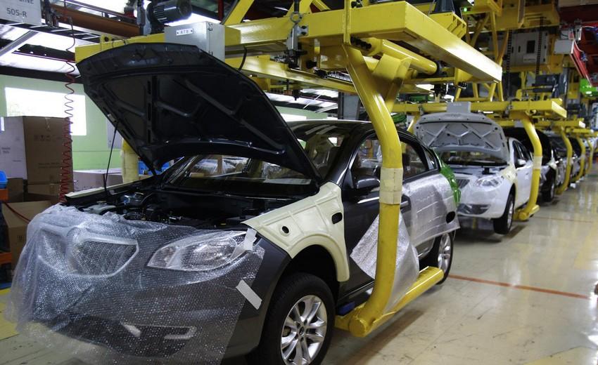 خودروهای چینی با چند درصد داخلی سازی ساخته میشوند؟