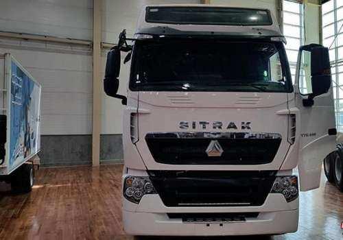 برنامه ماموت برای تولید کامیونهای جدید چینی در ایران