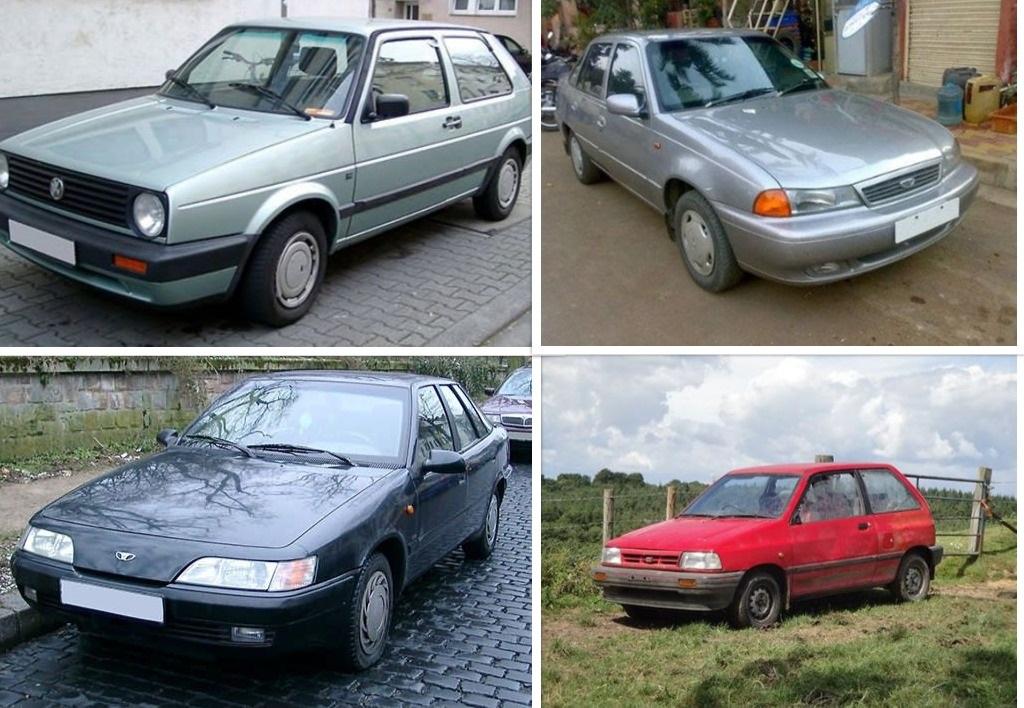 آشنایی با پرفروشترین و محبوبترین خودروهای دهه 70 در ایران