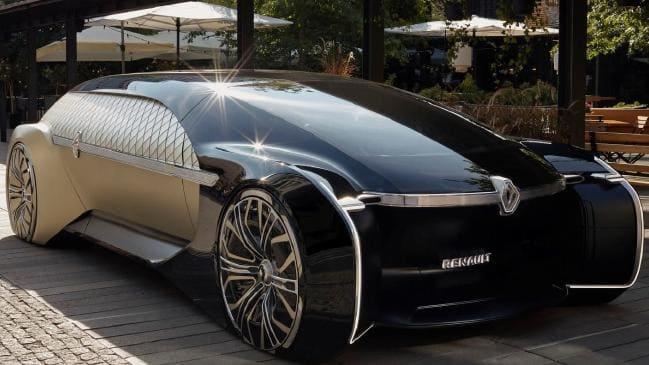 خودروی مفهومی جدید رنو در نمایشگاه خودروی پاریس 2018 رونمایی شد + عکس