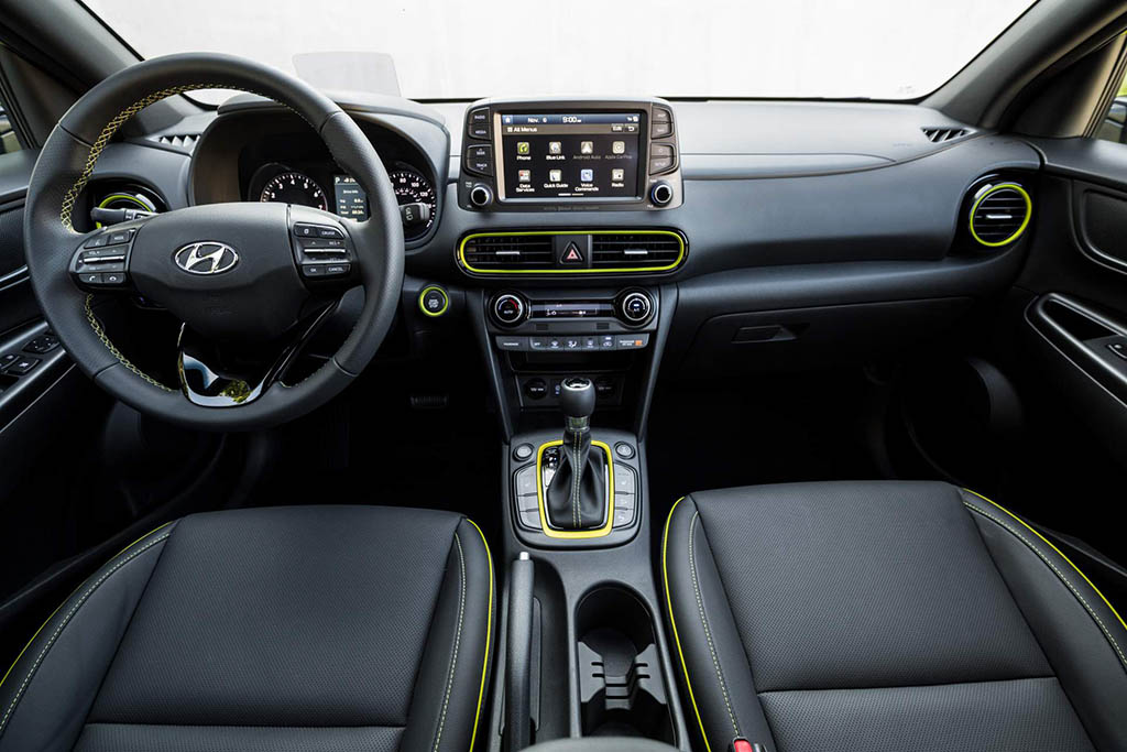 اعلام قیمت و مشخصات هیوندای کنا مدل 2019
