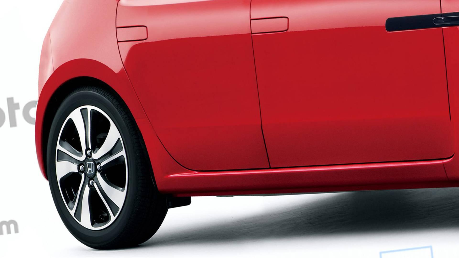 آیا هوندا با این خودرو قصد ورود به بازار الکتریکی ها را دارد ؟ + عکس