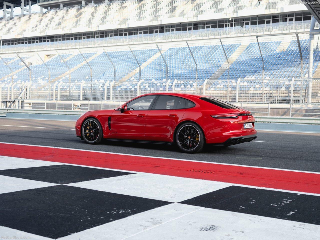 معرفی پورشه پانامرا GTS مدل ۲۰۱۹ + قیمت