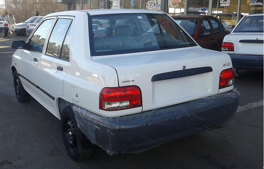 کاهش قیمت تعدادی از خودروهای تولید داخل در بازار – دوشنبه 29 مهر