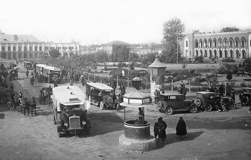 ۹۰ سال پیش بنزین چند فروخته میشد؟