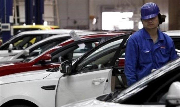 بازار خودرو در چین دچار رکود بیسابقه ای شد