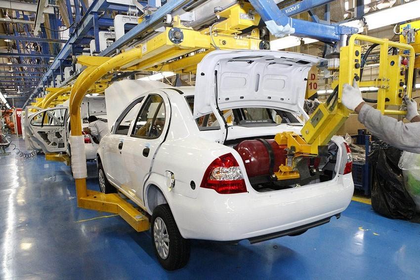 خودروهای دوگانهسوز مجددا در سراشیبی تولید