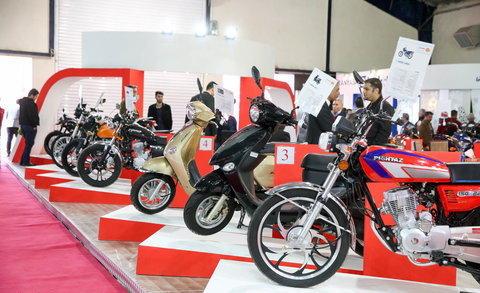 امسال قیمت موتورسیکلت افزایش ۳۰ تا ۴۰ درصدی داشته است