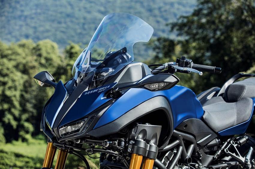 مدل جدید یاماها نیکن GT مدل 2019 معرفی شد + تصاویر