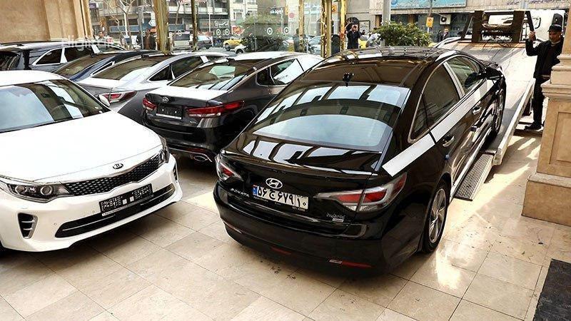 نابسامانی شدید در بازار تحویل خودروهای خارجی به مشتریان