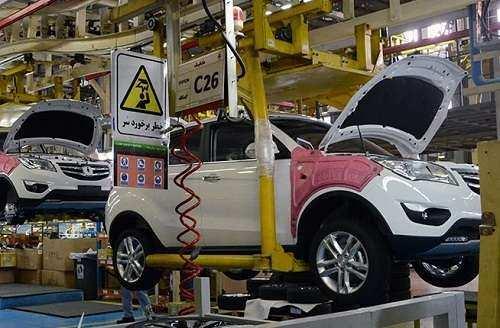 خودروسازان کشور به محدوده قرمز تولید وارد شدند