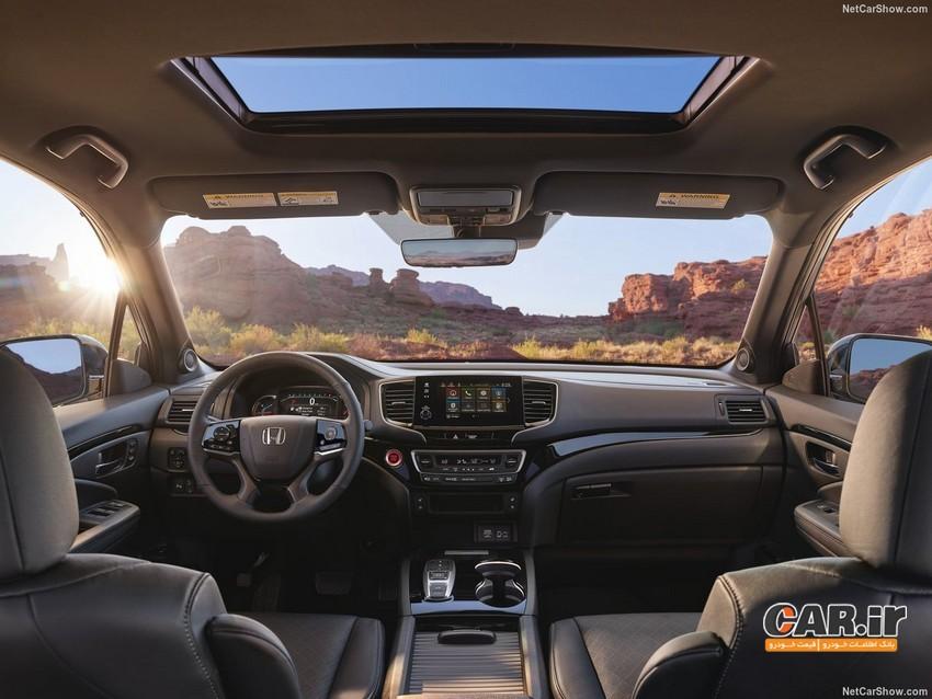 رونمایی از خودروی کراس اوور جدید هوندا + تصاویر